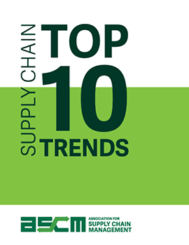 Supply Chain Top 10 Trends